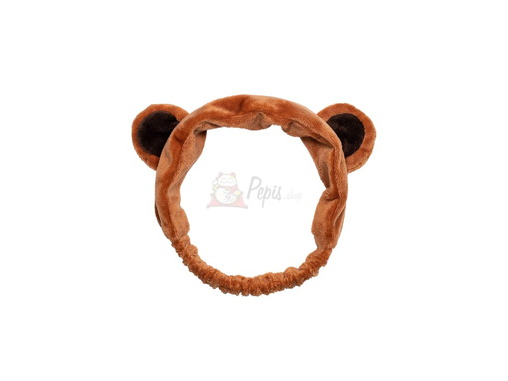 DEW I CARE Kosmetická Čelenka Medvídek 42g KOR