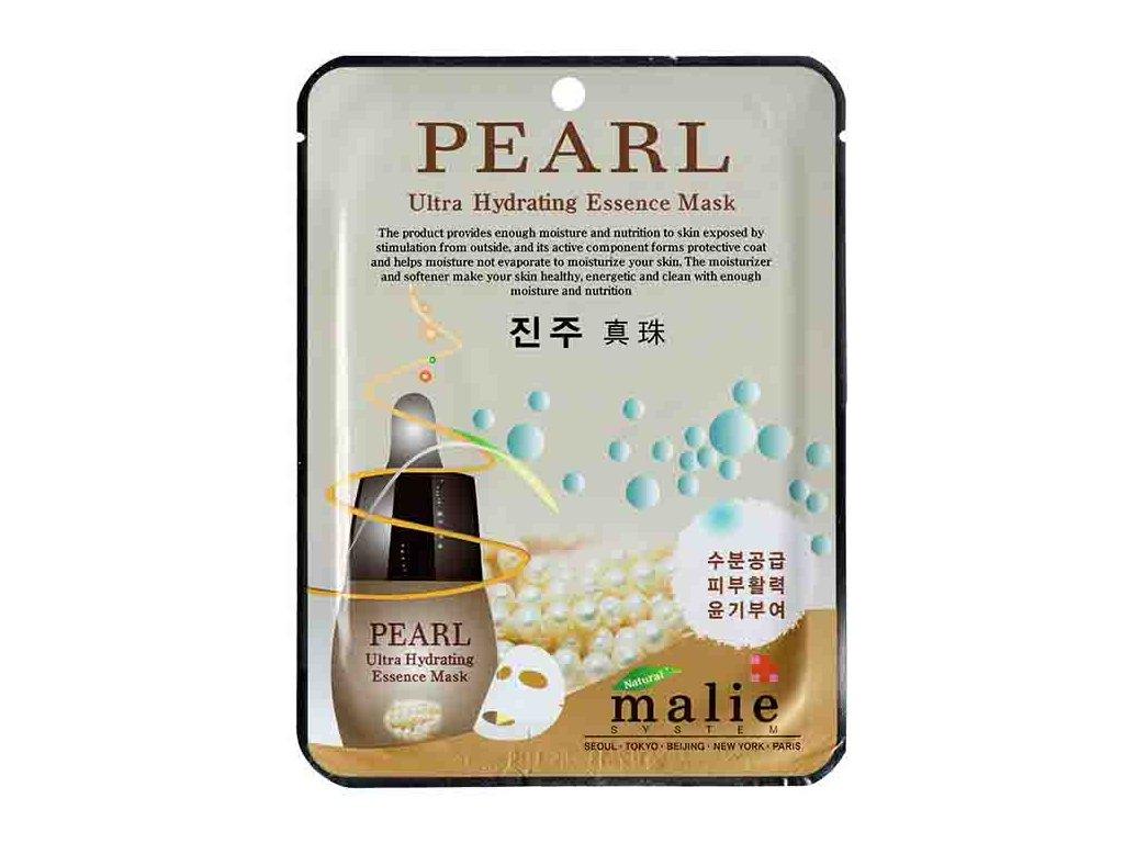 Malie Pearl Ultra Hydrating Essence Sheet Mask 25g KOR