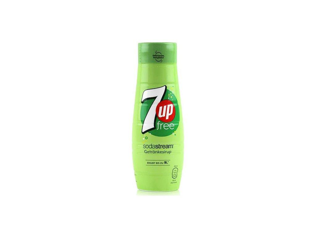 7UP Free Bey Cukru Sodastream 440ml AUS