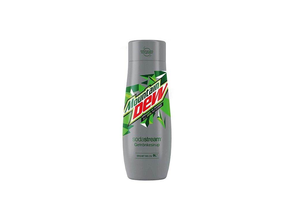 Mountain Dew Zero Bez Cukru Sodastream 440ml