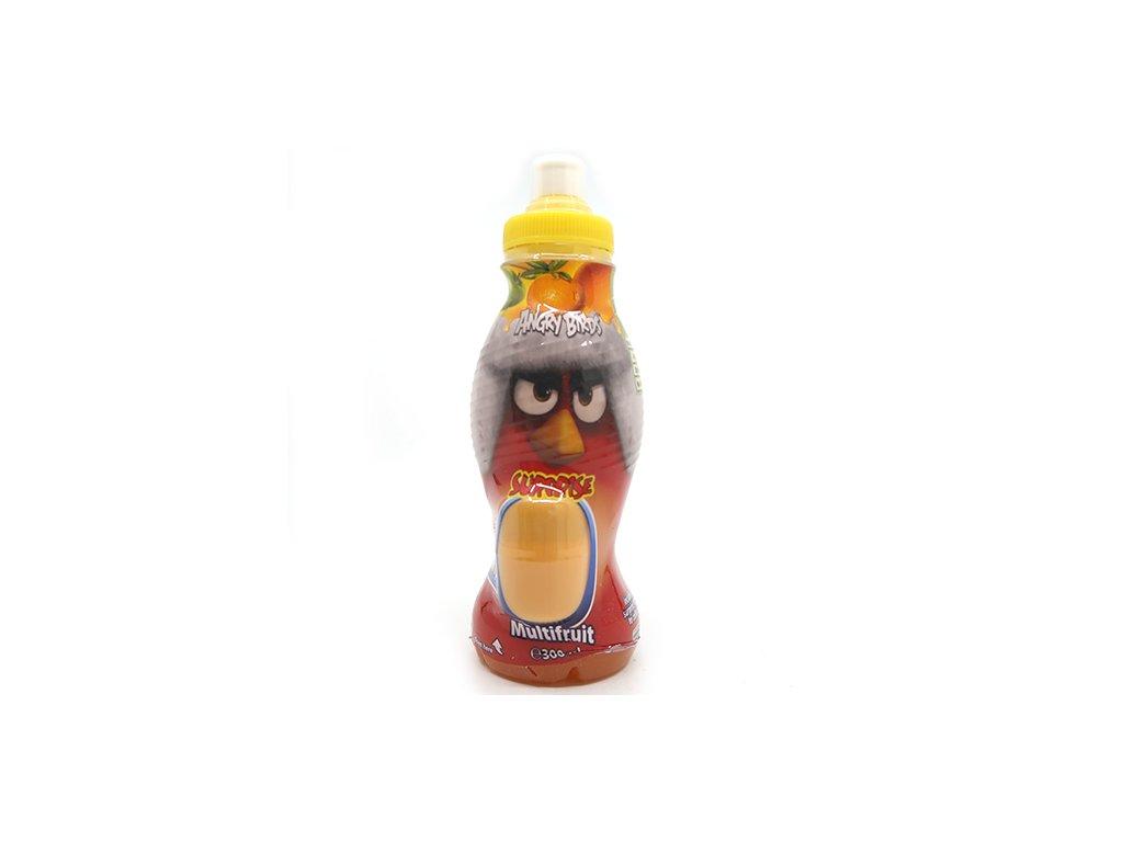 Angry Birds Multifruit Nápoj s Překvapením 300ml EU