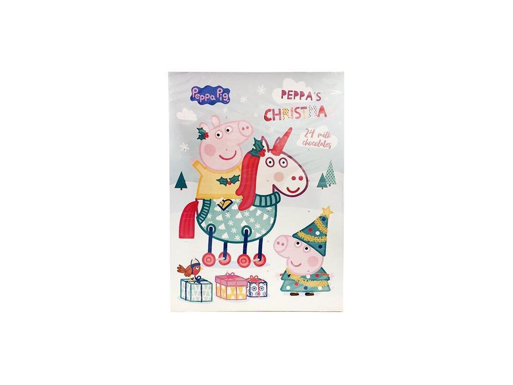 Peppa Pig Adventní Kalendář 75g EU