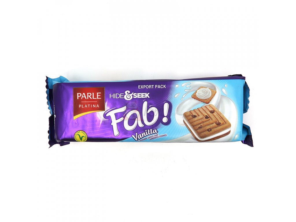 Fab H&S vanilkové sušenky - PEPIS.SHOP