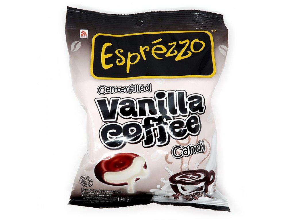 Bonbóny s příchutí vanilkové kávy - PEPIS.SHOP