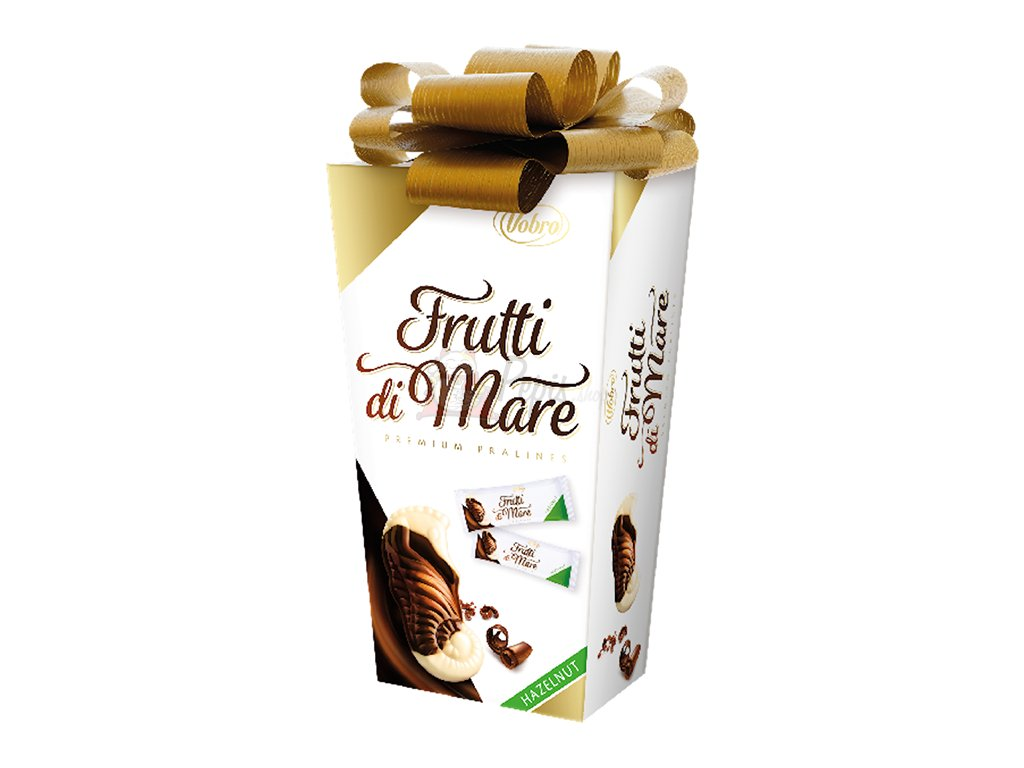 Vobro Fruti Di Mare Pralinky s Bílou Čokoládou 190g EU