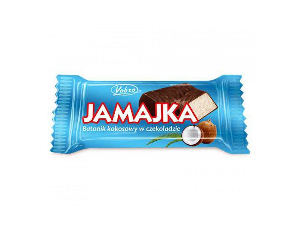 Vobro Jamajka Kokosová Tyčinka 28g EU