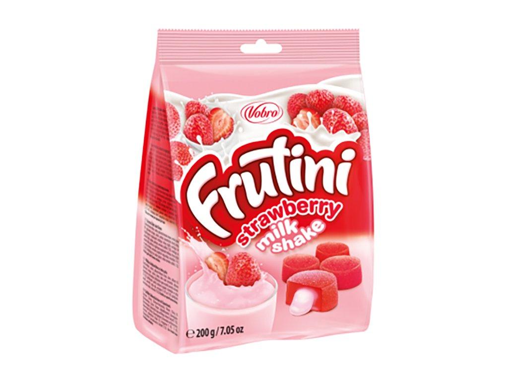 Vobro Frutini Strawberry Milkshake 90g EU
