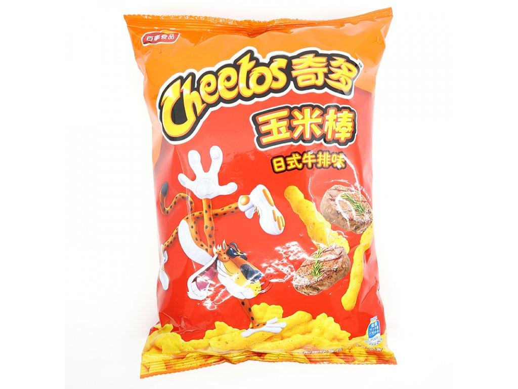 Cheetos s příchutí Japan steak - PEPIS.SHOP