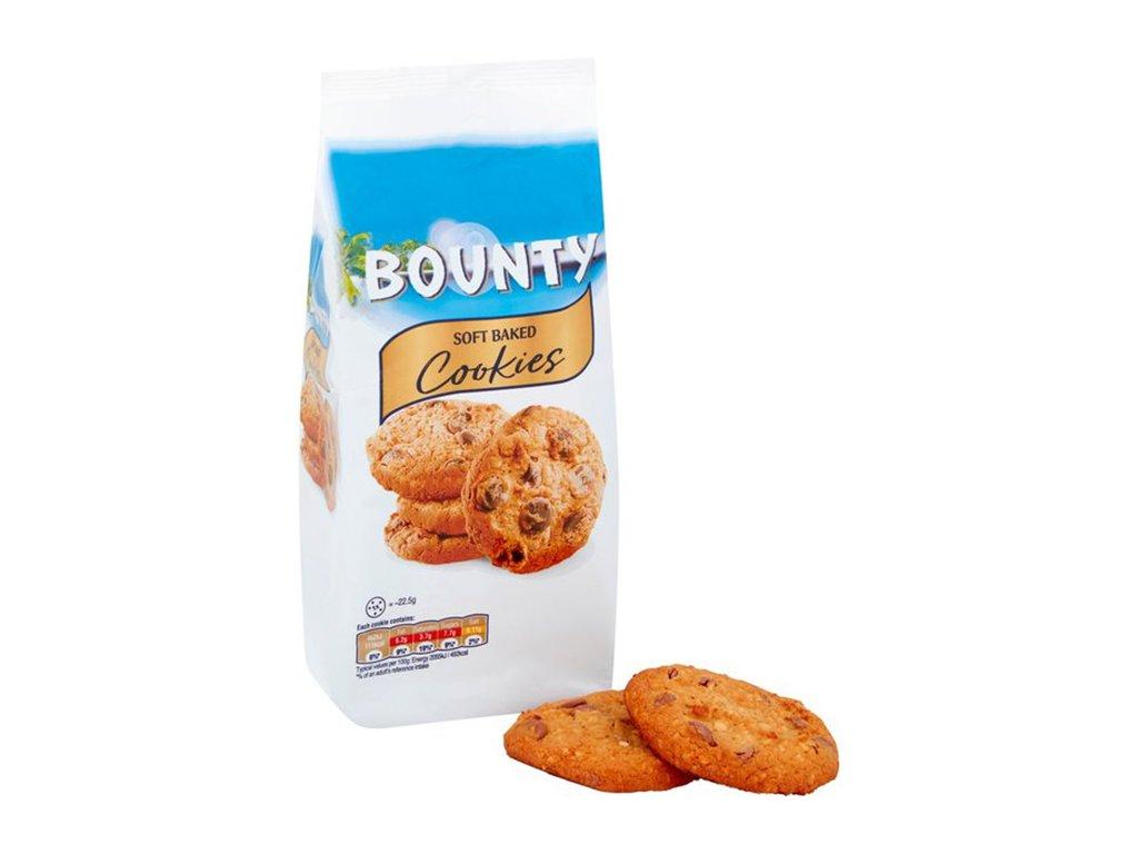 Bounty Soft Baked Cookies Sušenky 180g EU
