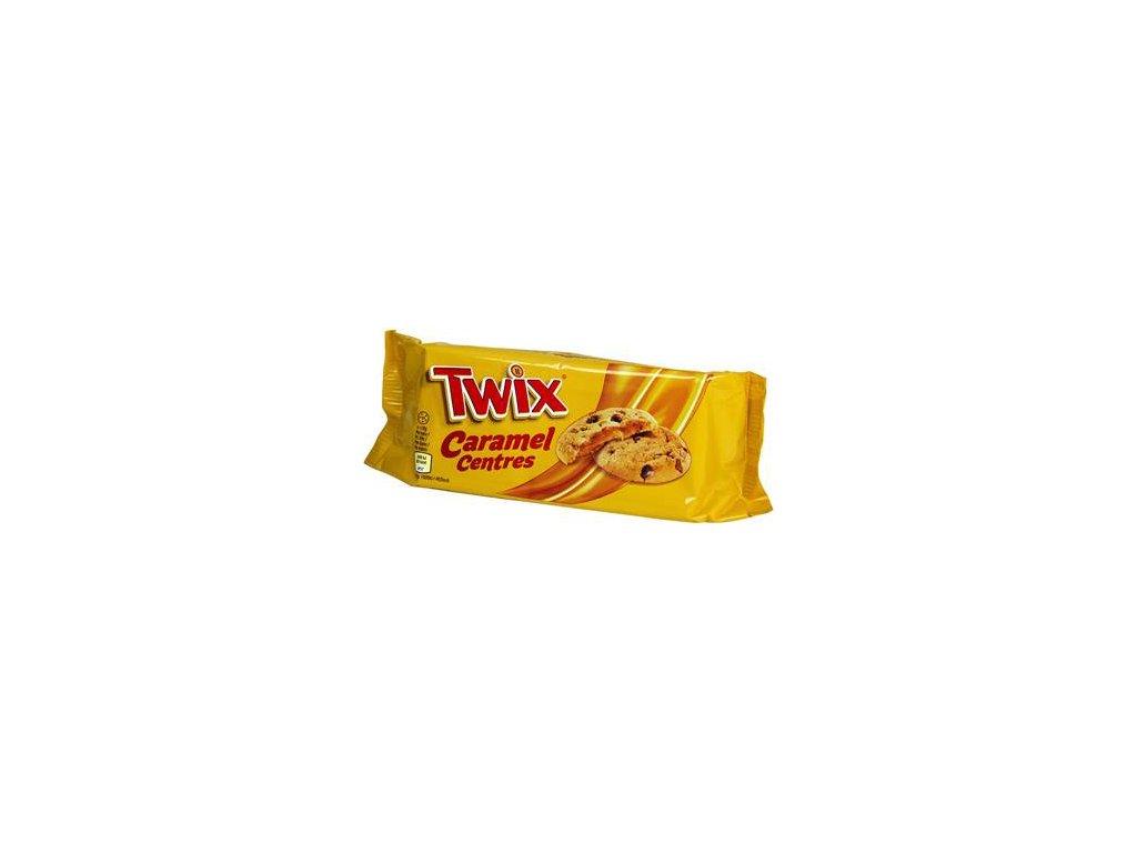 Twix Caramel Centres Karamelové Sušenky 144g EU