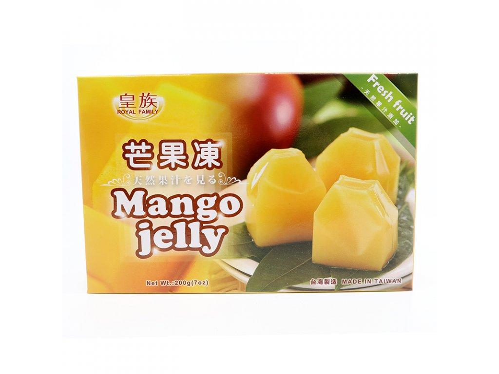 Mangové želé - PEPIS.SHOP
