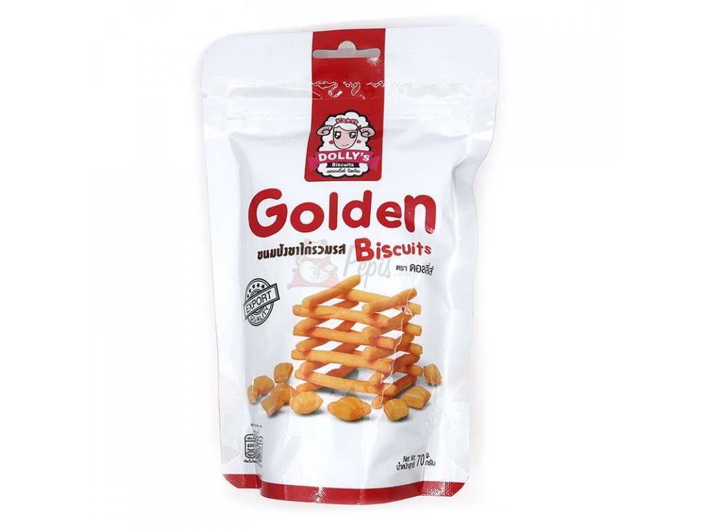 Solené zlaté tyčinky - PEPIS.SHOP