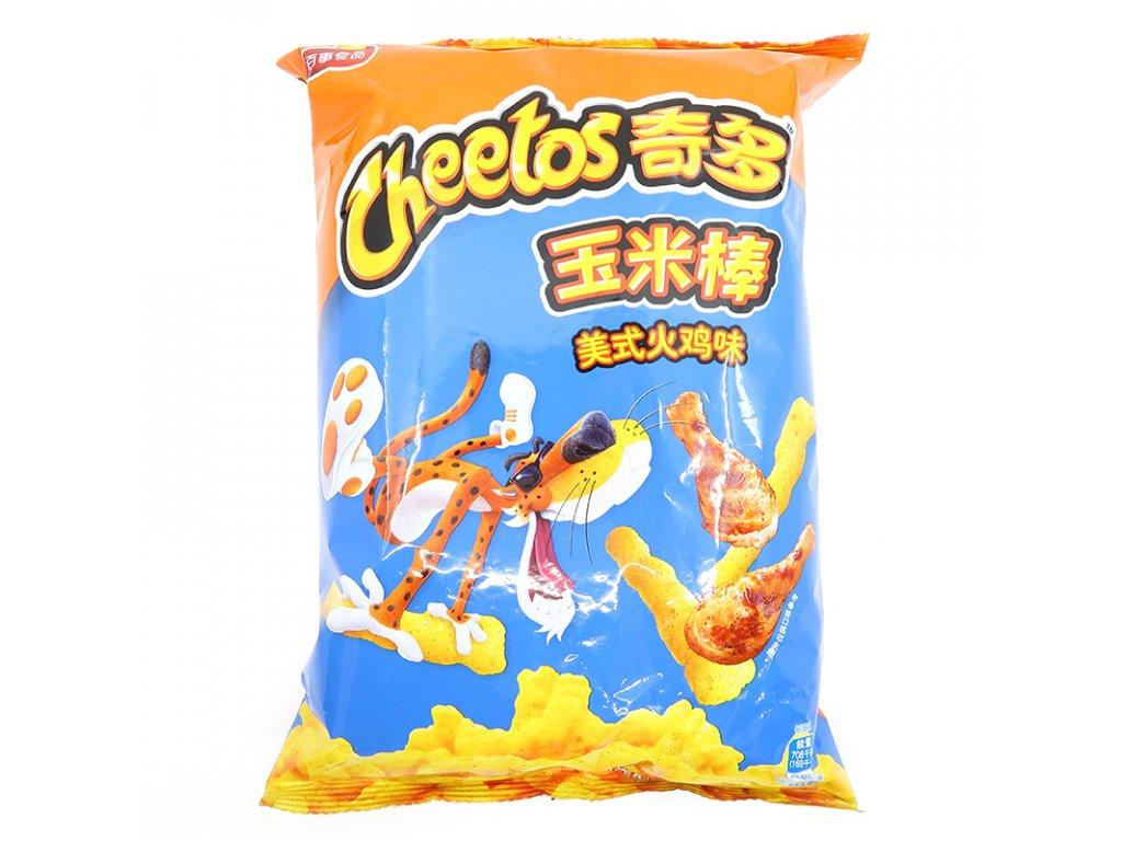 Cheetos s příchutí krocana - PEPIS.SHOP