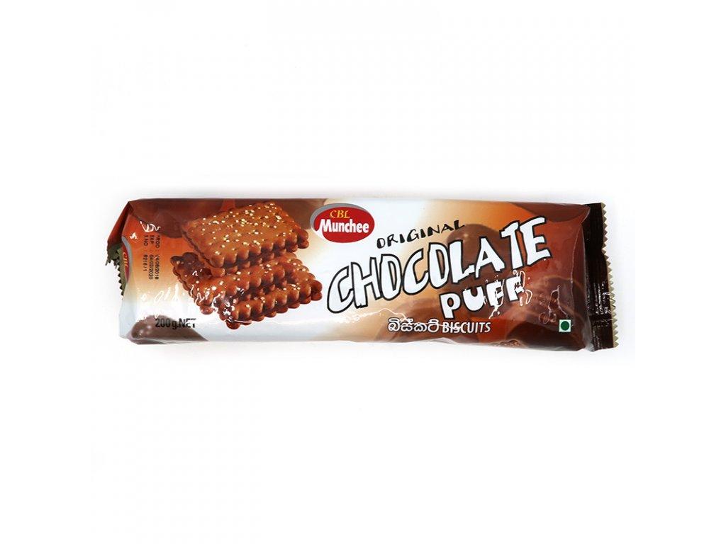 Sušenky s čokoládovou pěnou - PEPIS.SHOP