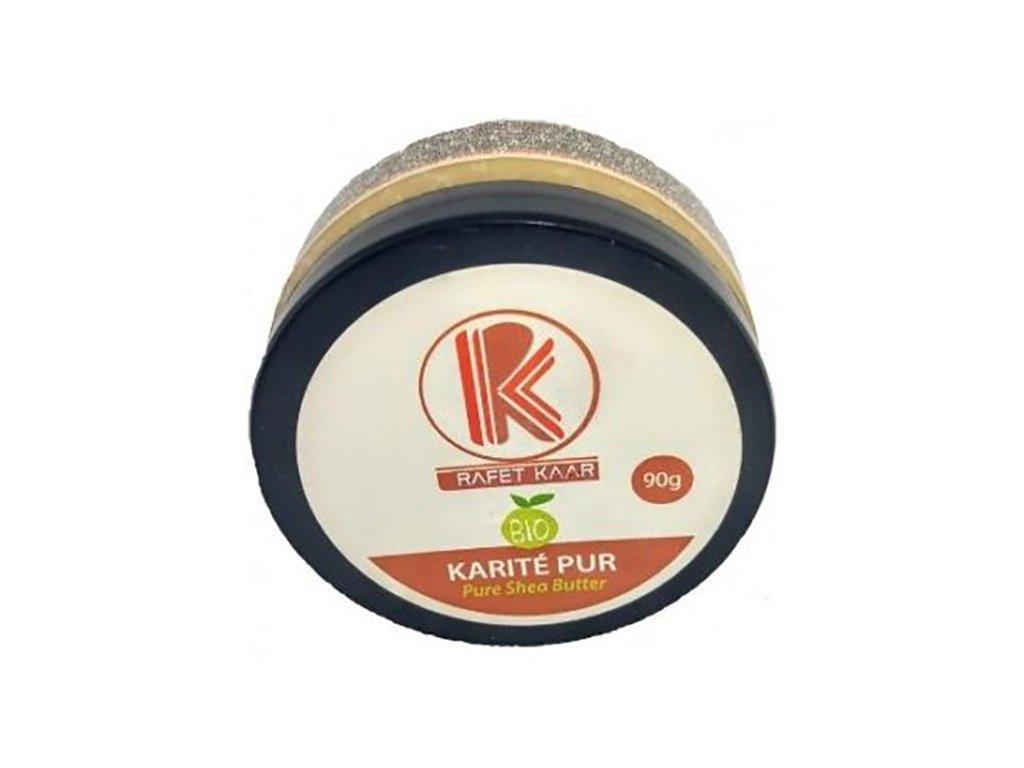 Rafet Kaar Karité Pur Bio Pure Shea Butter 90g SEN