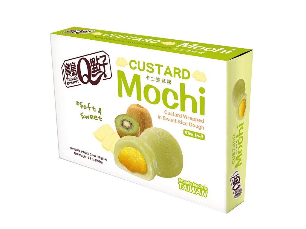 Mochi Custard Kiwi Fruit 168g TWN