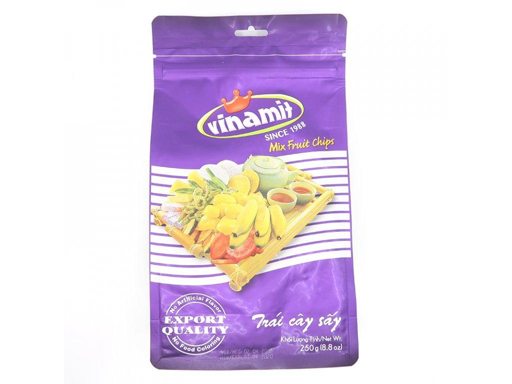 Vinamit ovocný mix chipsy - PEPIS.SHOP