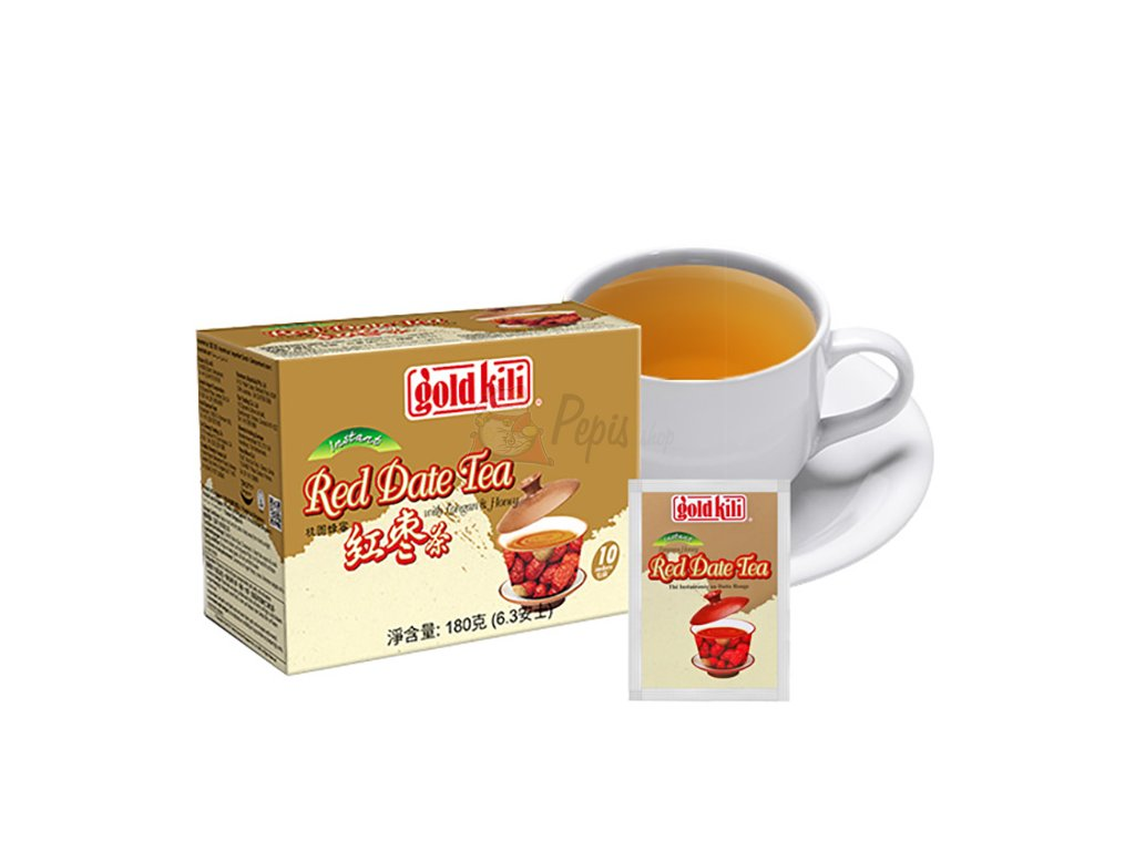Gold Kili Red Date Tea 1ks 18g SG