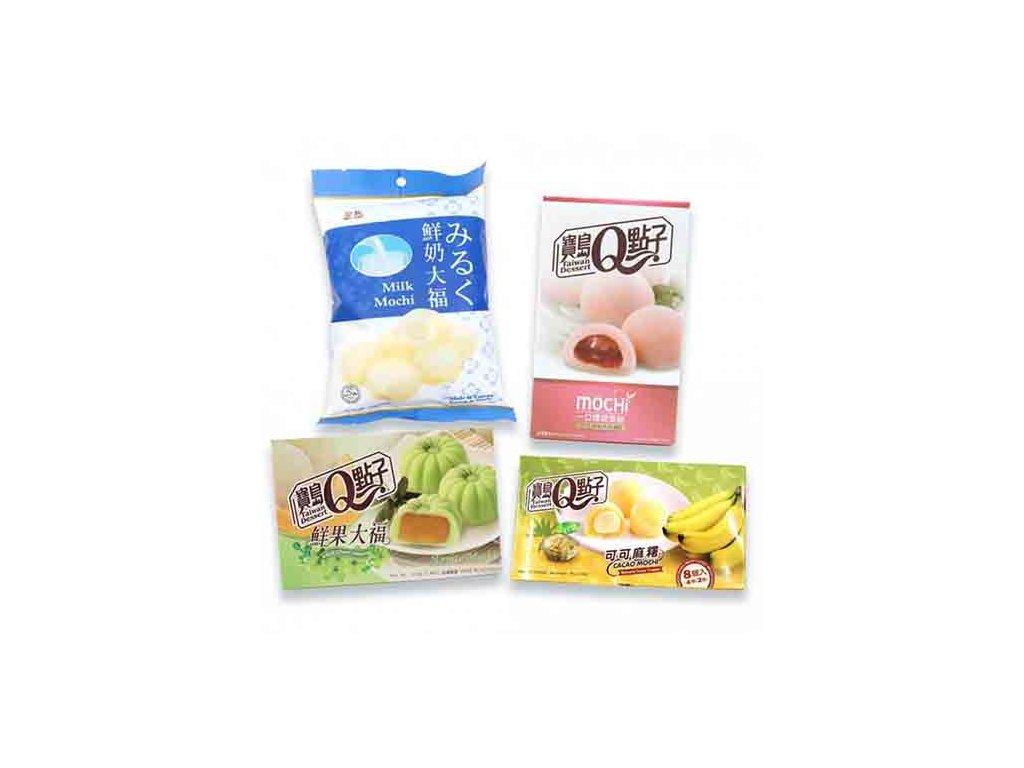 Ochutnávkový Mochi Mix 500g