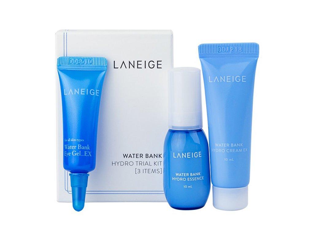 LANEIGE Water Bank Hydro Trial Kit KOR