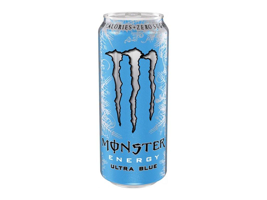 Monster Ultra Blue Energy Drink 500ml POL 2