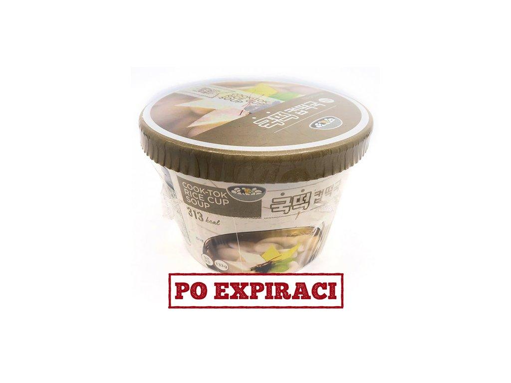 Rýžová Polévka v misce 133g KOR
