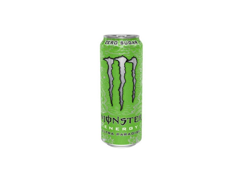 Monster Ultra Paradise Zero Energy Drink 500ml CZE