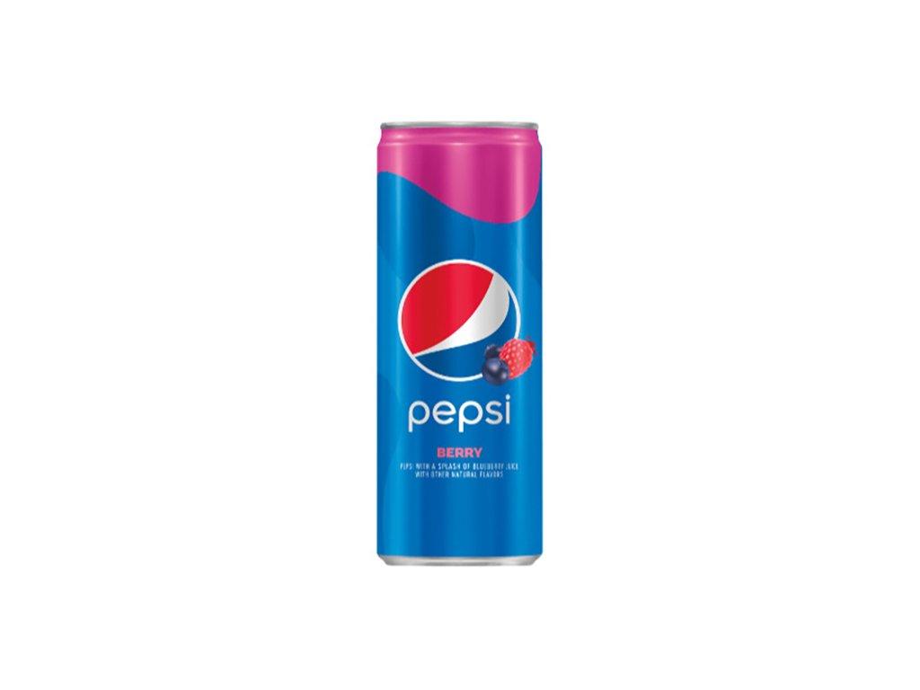 Pepsi Berry 355ml USA