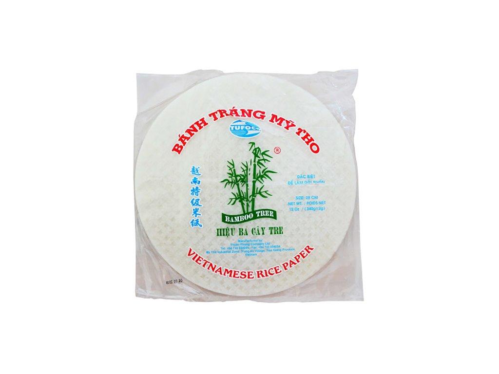 Tufoco Rýžový Papír Na Závitky 400g VNM