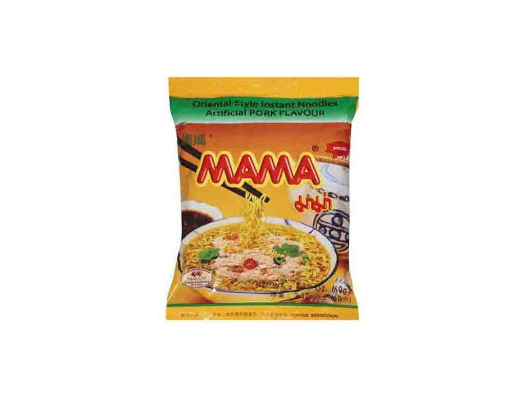 Mama Oriental Style Instantní Nudle 60g THA