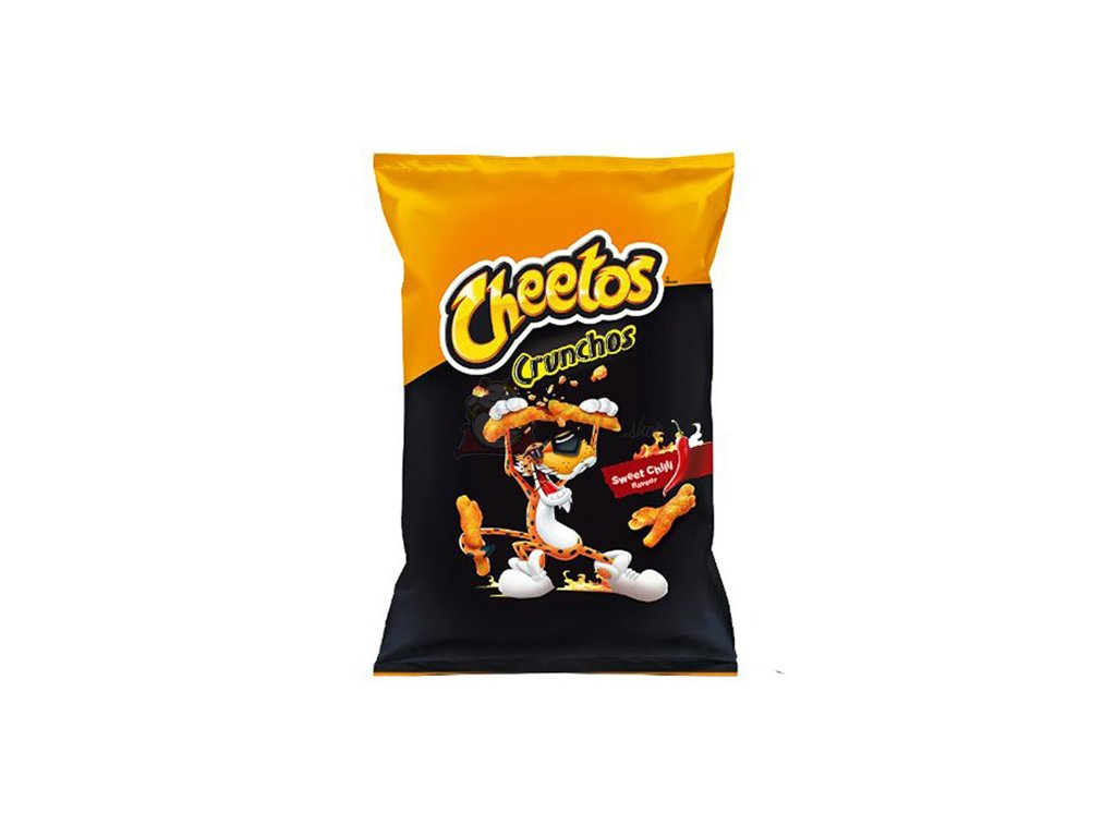 Cheetos Crunchos Sweet Chilli 95g POL