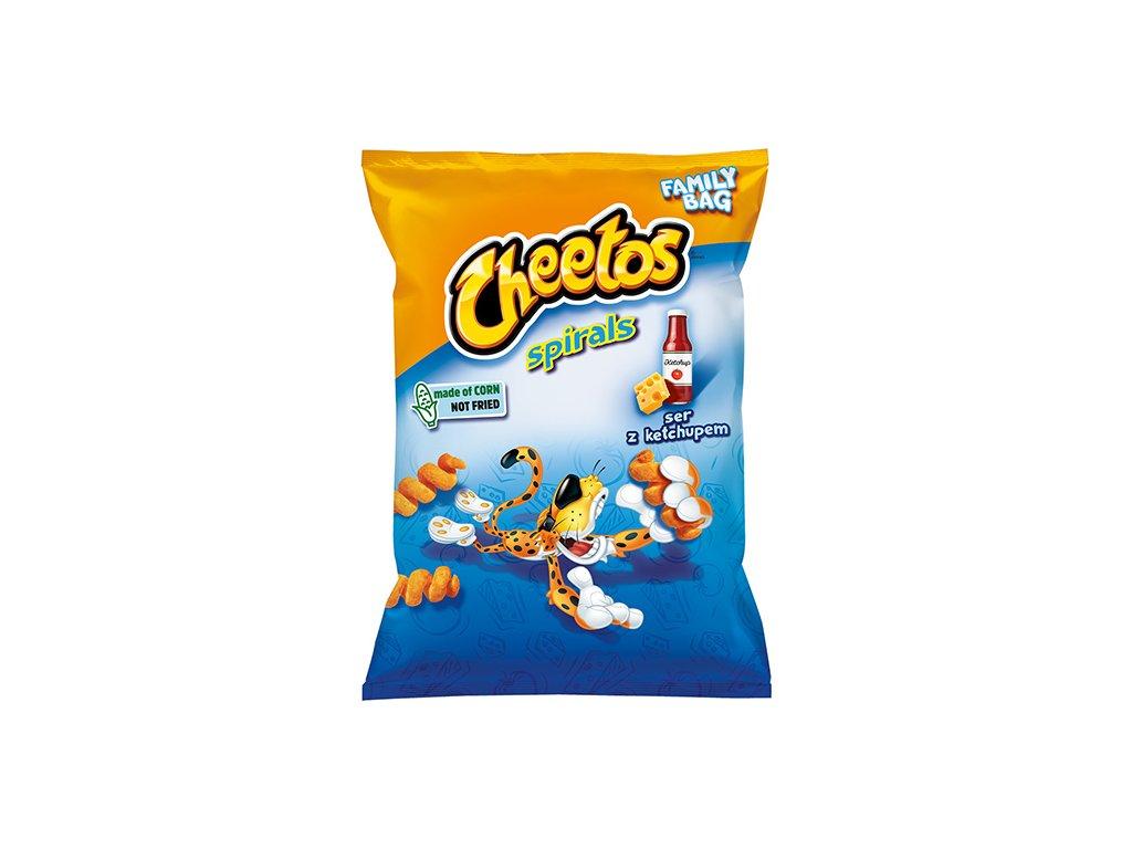 Cheetos Cheetos Spirals 130g 42294439 0 1000 1000