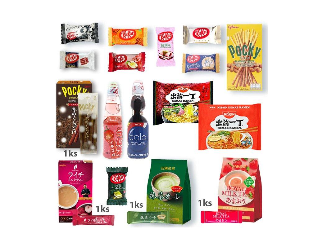 Balíček Japonská Ochutnávka nové 3