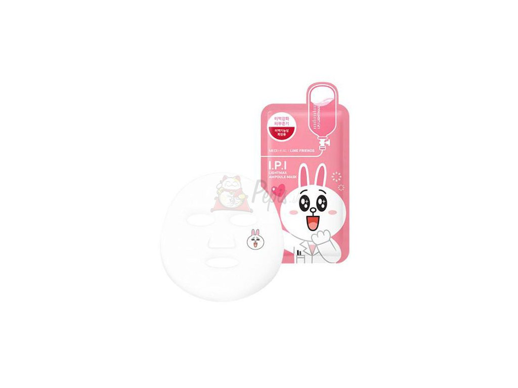 Mediheal I.P.I Lightmax Ampoule Sheet Mask 27ml KOR