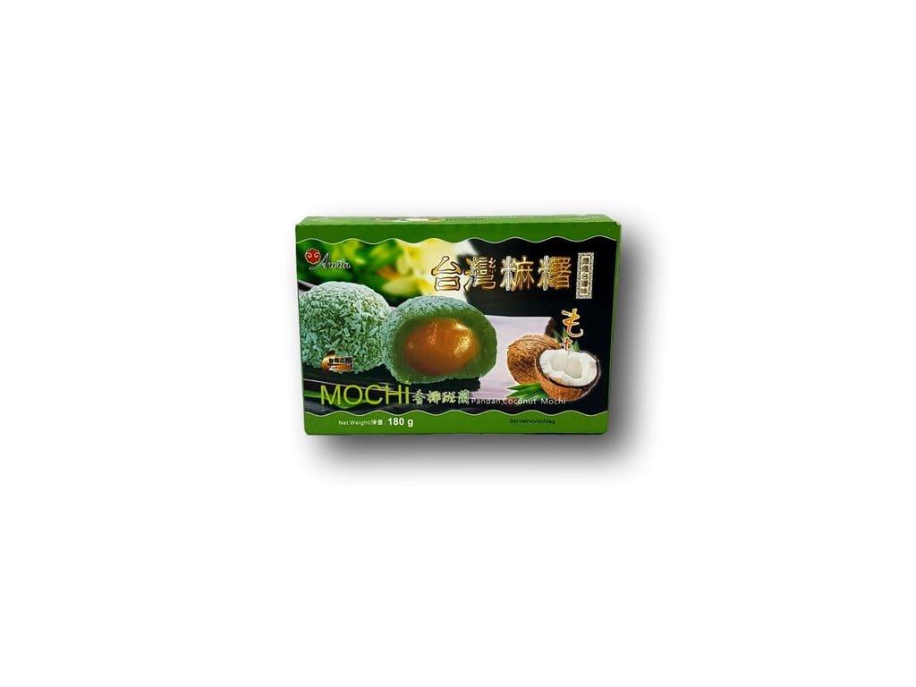 164 4 awon mochi ryzove kolacky pandanova napln s kokosem