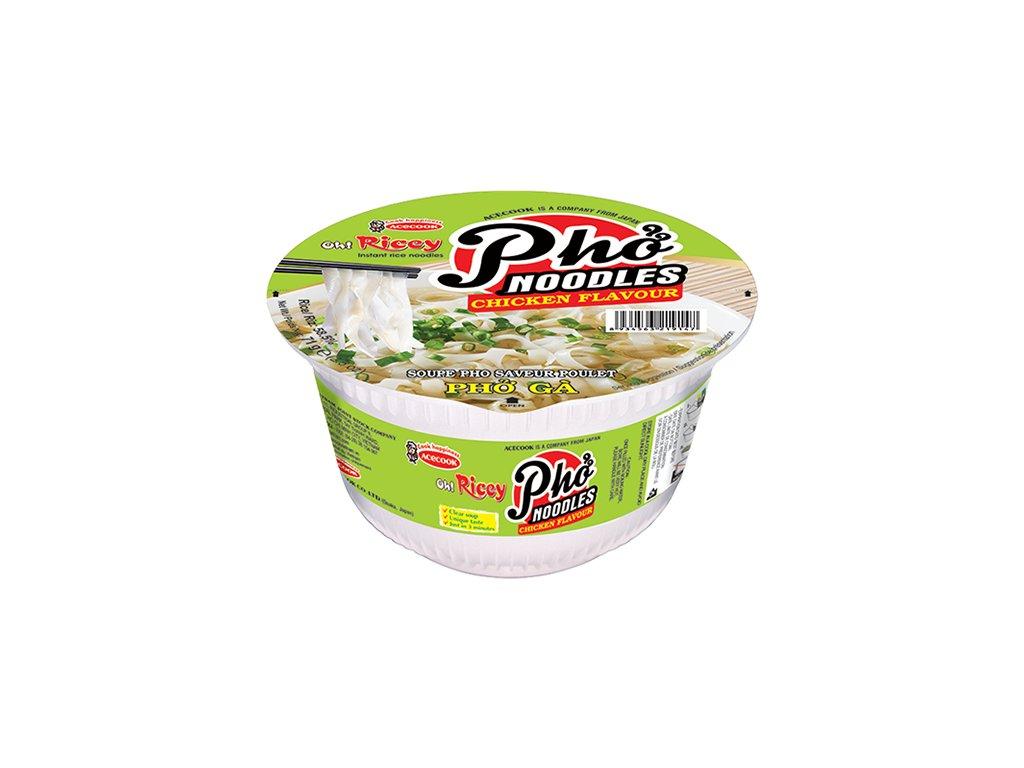 Acecook Pho Ga Instantní Nudle Kuřecí 71g VNM