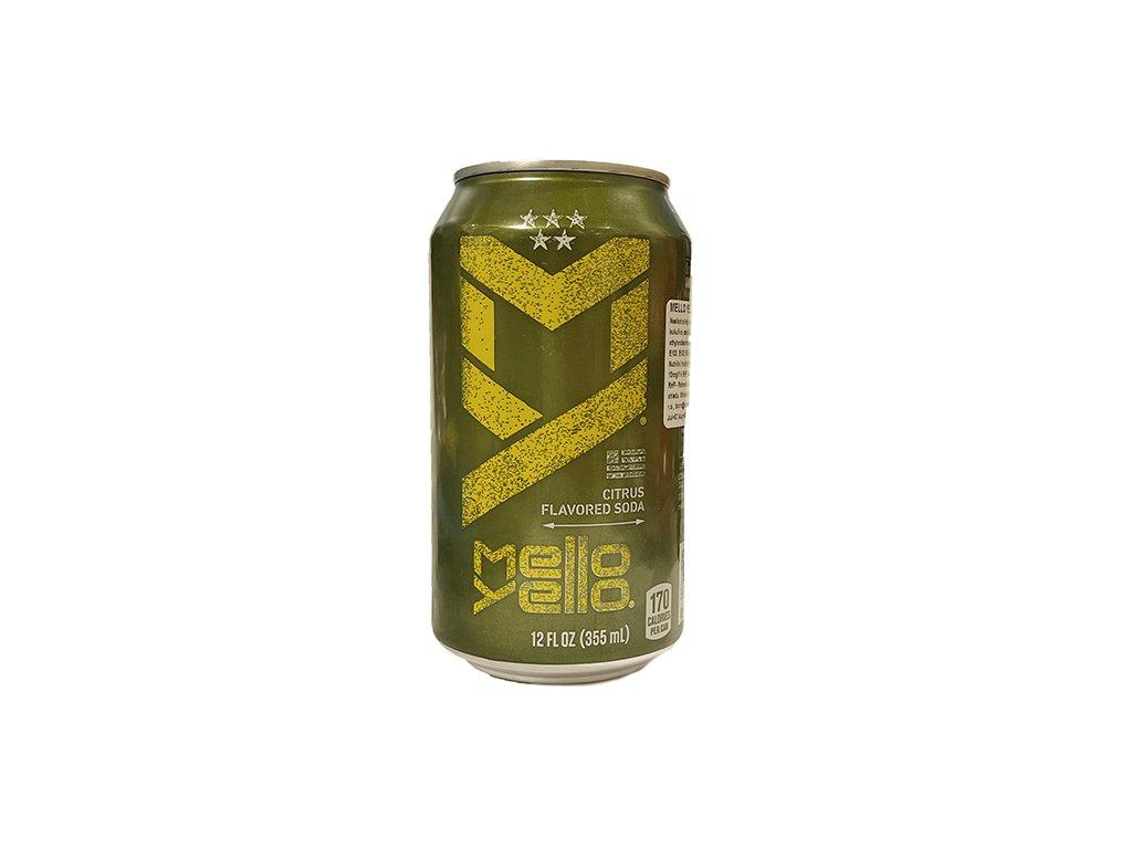 Mello Yello Citrus Soda 355ml USA