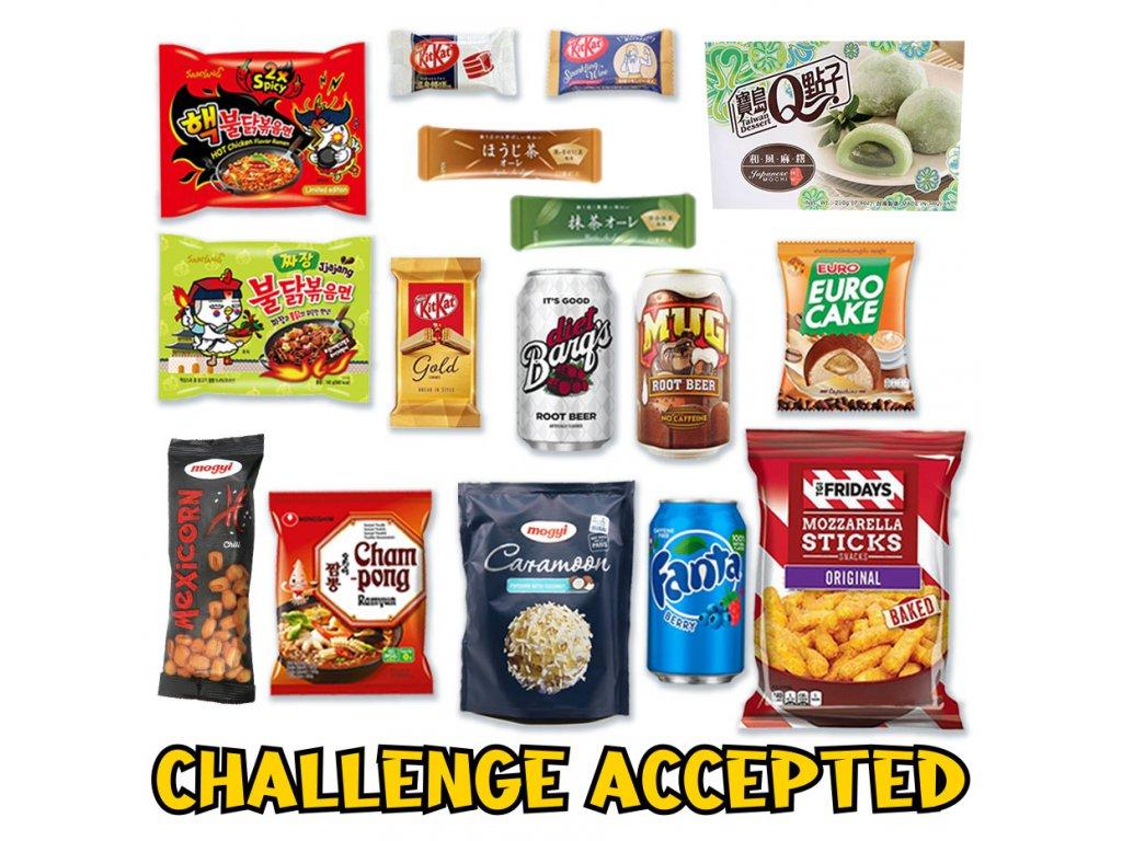 Challenge Accepted Vol.2 nový 2