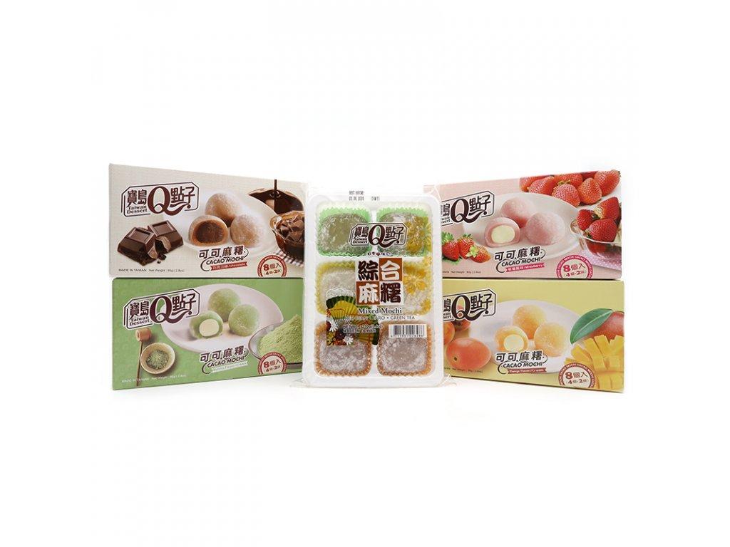 Kakaový mix mochi plus - PEPIS.SHOP