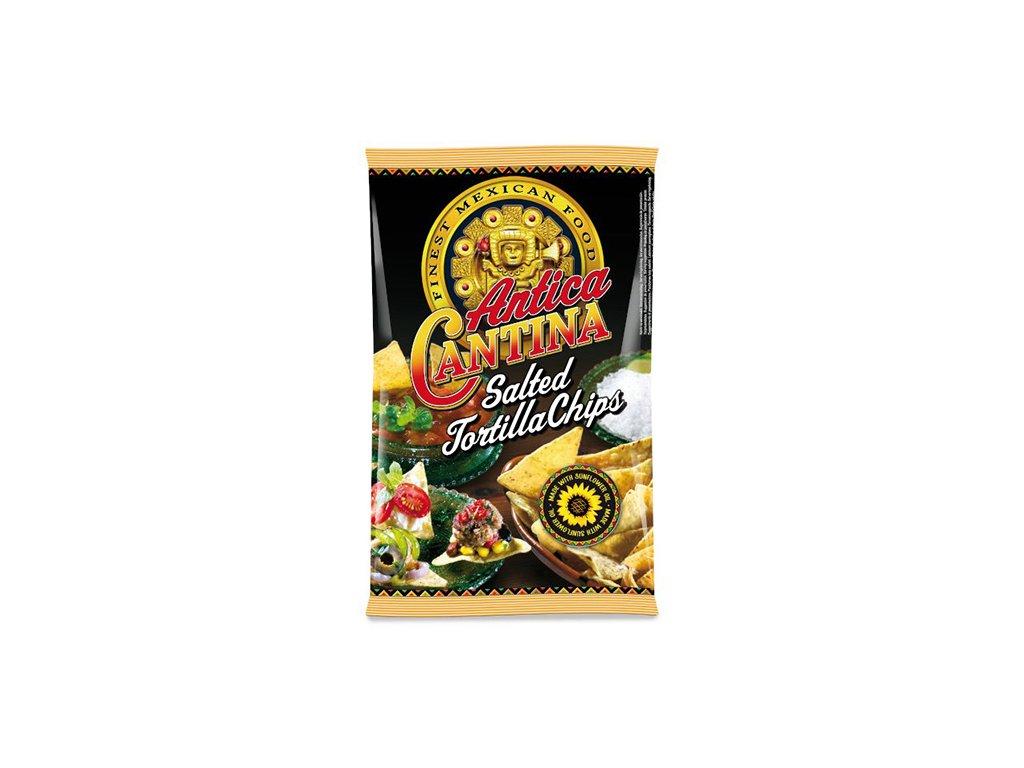 Antica Cantina Solené Tortilla Chips 200g DK