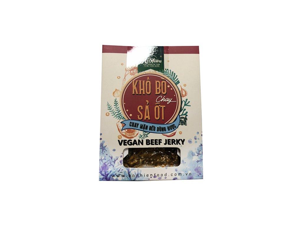 Vegan Beef Jerky Hovězí 100g VNM