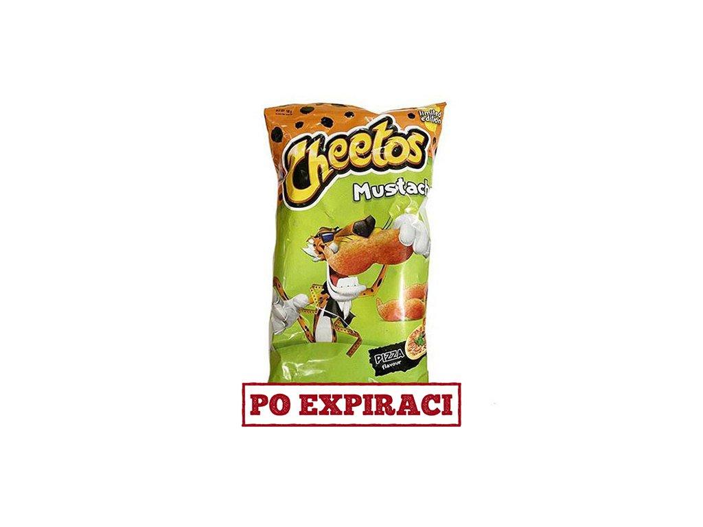 Cheetos Mustache Pizza XL 160g POL