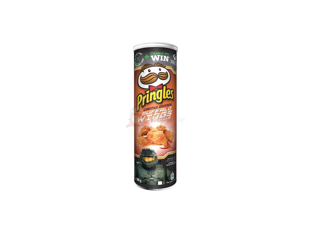 Pringles Buffalo Wings Limited Edition 200g POL