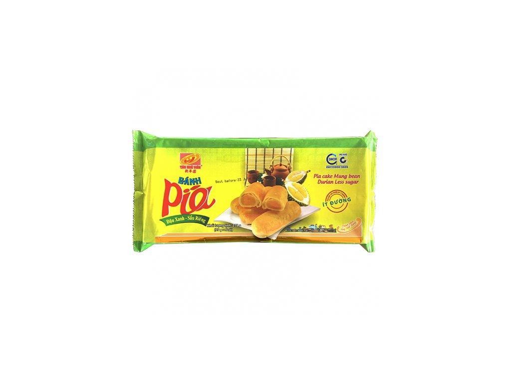 banh pia durian cake 275g
