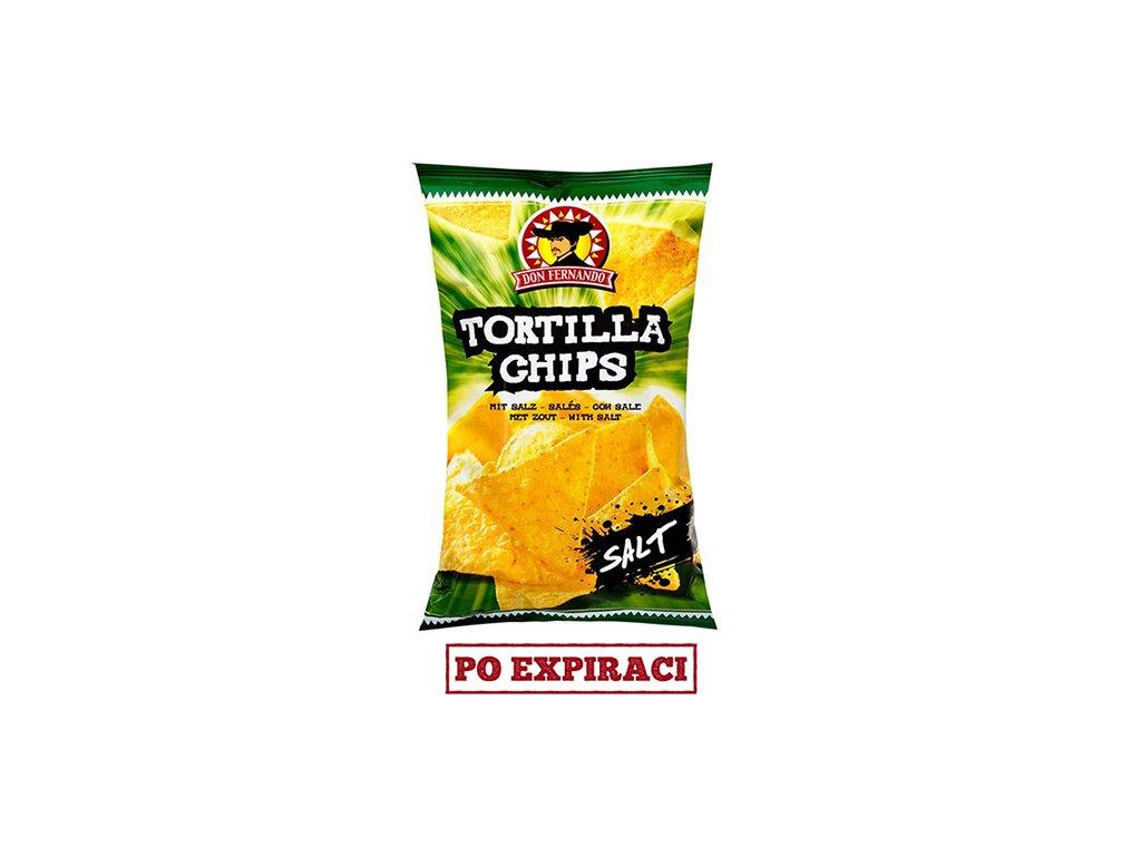 Don Fernando Tortilla Chips Solené 200g AUS