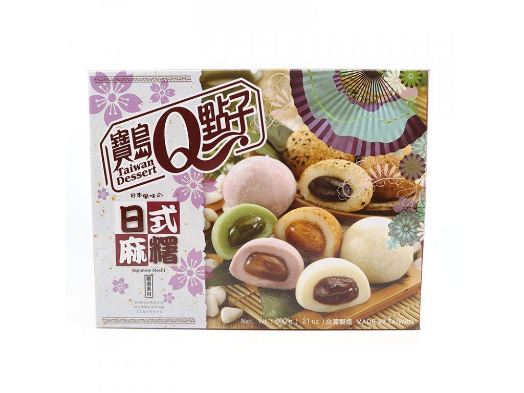 Mochi rýžové koláčky Japonský mix - PEPIS.SHOP