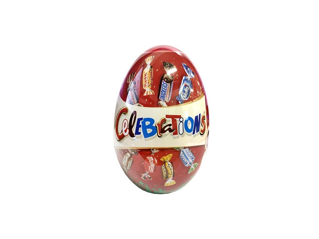 Celebrations Bonboniéra Velikonoční Vajíčko 242g CZE