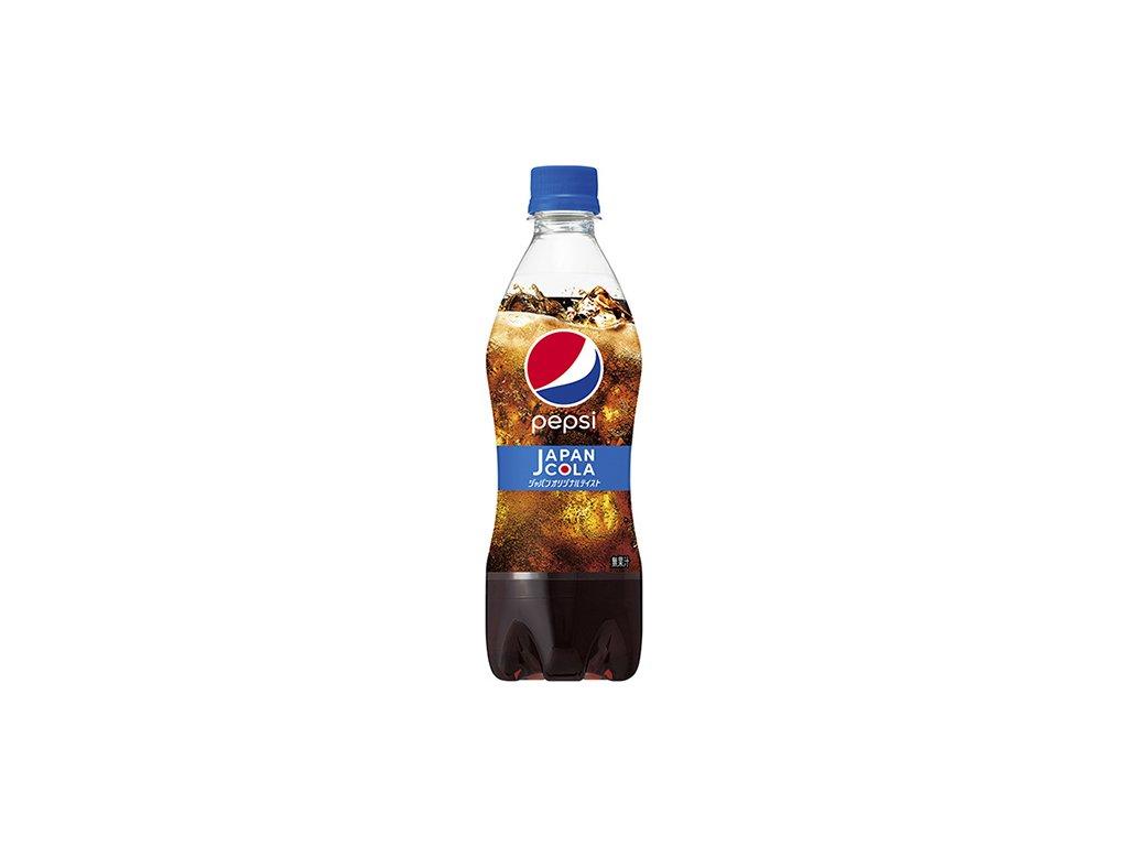 11 06 2021 Pepsi Japan Cola 490ml JAP