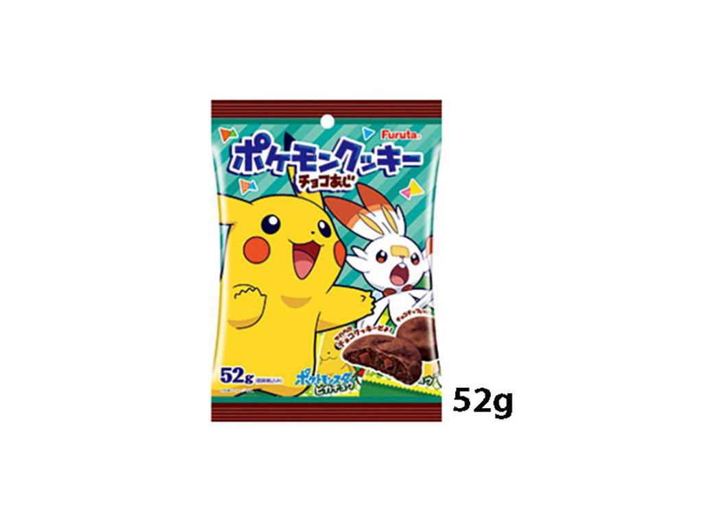 Furuta Pokémon Cookies S 52g JAP