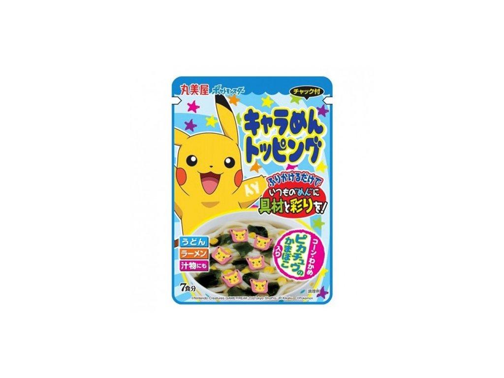 Pokemon Zdobení Na Nudle 14g JAP